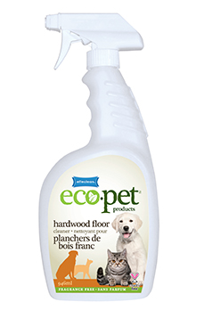 Hardwood Floor Cleaner Pet Safe Effeclean
