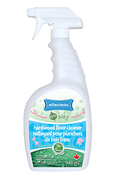 Safe Cleaning Products for Babies