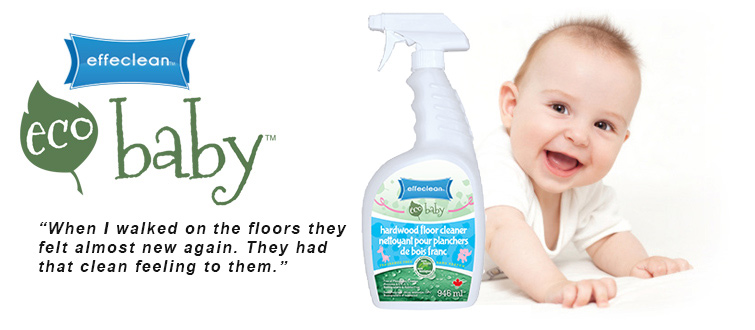Eco Baby Hardwood Floor Cleaner